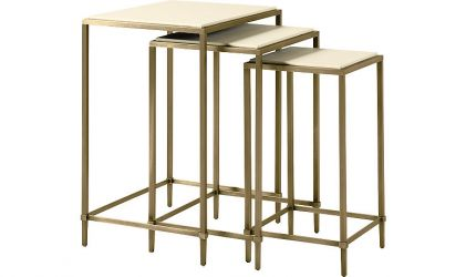BAKER | NESTING TABLES