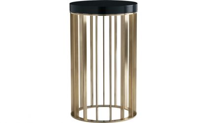BAKER | BRASS DRINK TABLE