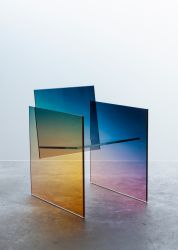 GERMANS ERMICS | OMBRE GLASS CHAIR